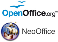Logo OpenOffice & NeoOffice